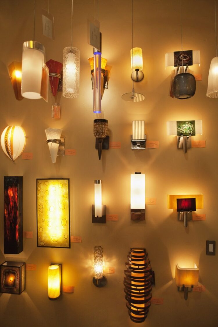 Find væglamper til hele boligen - Hjælpen til at finde din væglampe